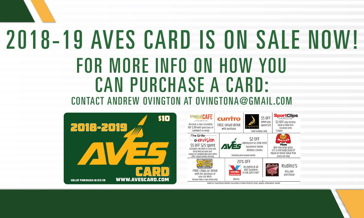 Aves-Card - ProCamps | Experience Your Ultimate Sports Camp